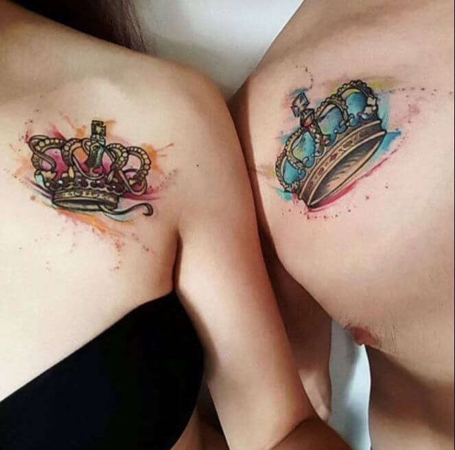 100 Matching Couple Tattoos Ideas Amp Designs 2018 Page