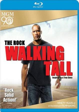 Walking Tall 2004 BluRay 700MB Hindi Dubbed 720p