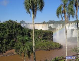 Cataratas del Iguazú - Parque Nacional Iguazú - Puerto Iguazú