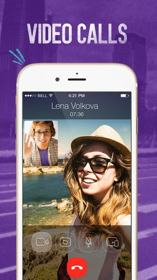 Viber, l'app si aggiorna alla vers 5.8