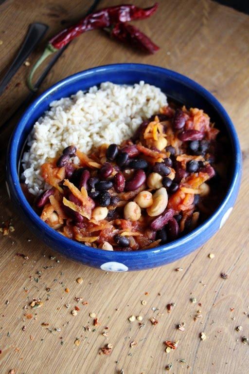 Bohnen Chili