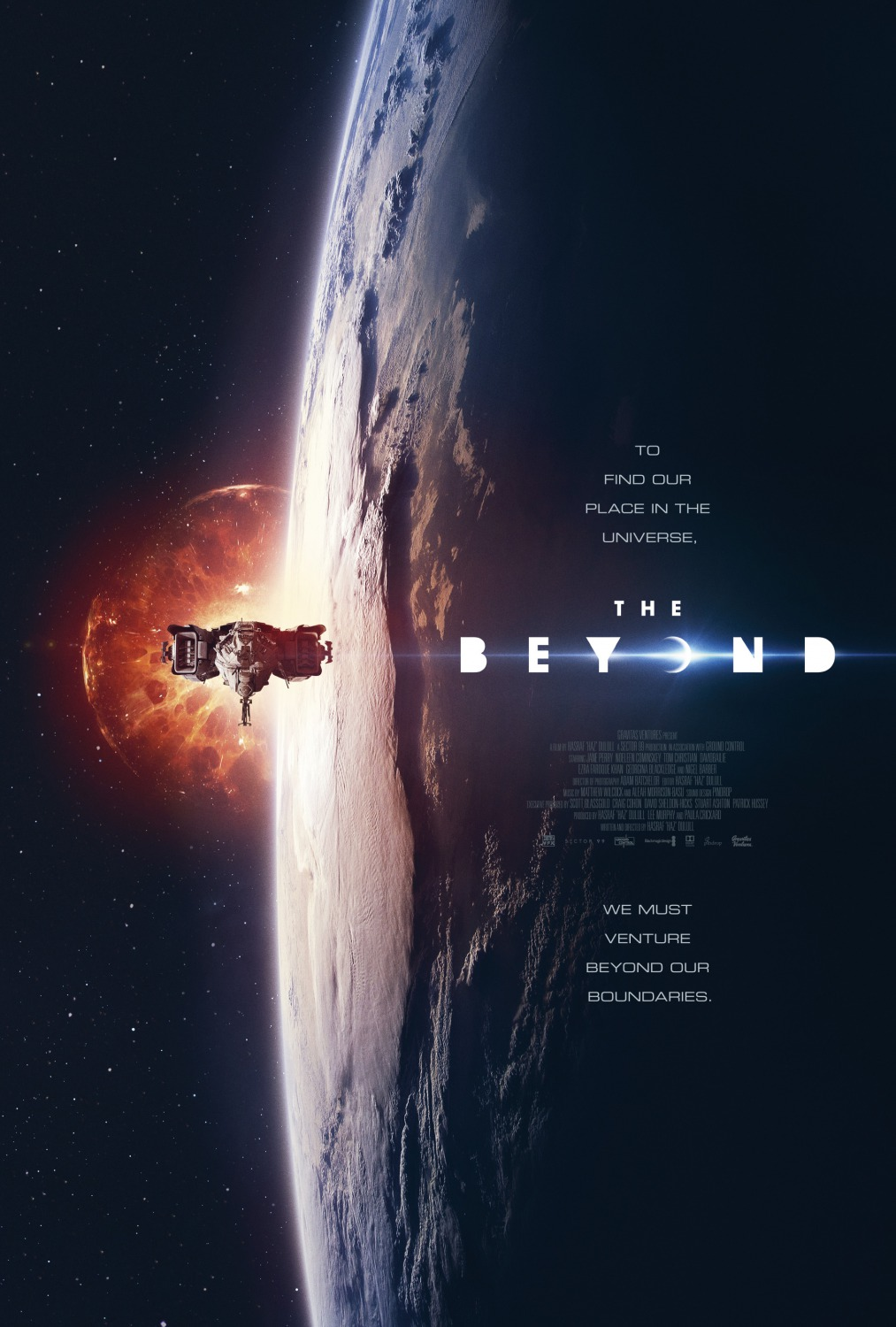 "The Alien Next Door: Venture To ""The Beyond"": a movie by ..."