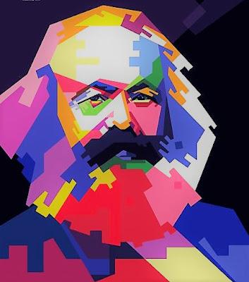 Karl Marx : Socialiste & Communiste Allemand