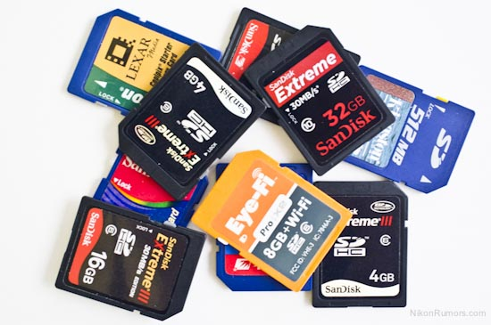 How To Avoid Buying Fake And Poor-quality Memory Cards