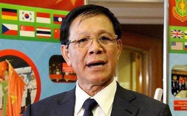 Cựu Trung tướng Phan Văn Vĩnh làm đơn xin… hầu tòa