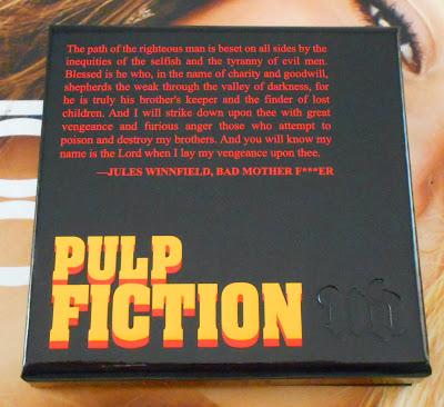 "Urban Decay ""Pulp Fiction"" Palette"
