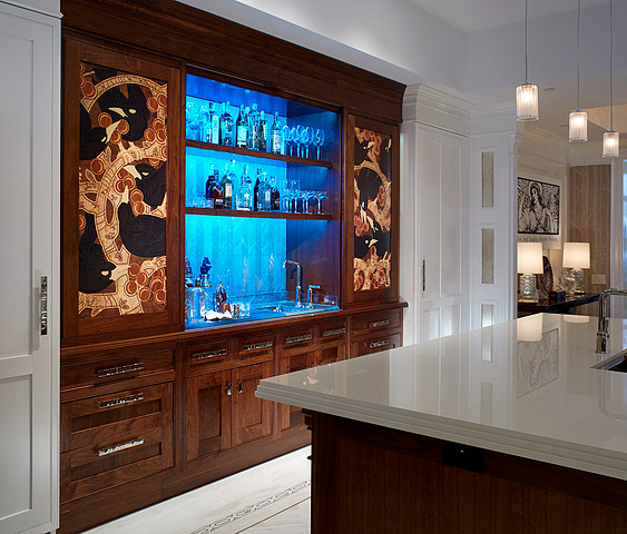 Welcoming Intimate Showhouse Kitchen: Debbie Jacobs: So Many Designer Showhouses! So Little Time