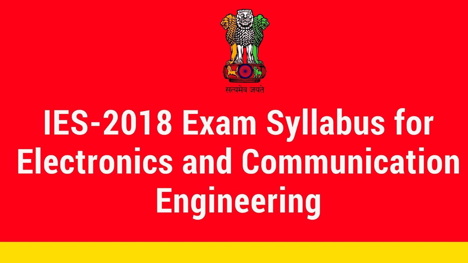 IES SYLLABUS E&TC PDF