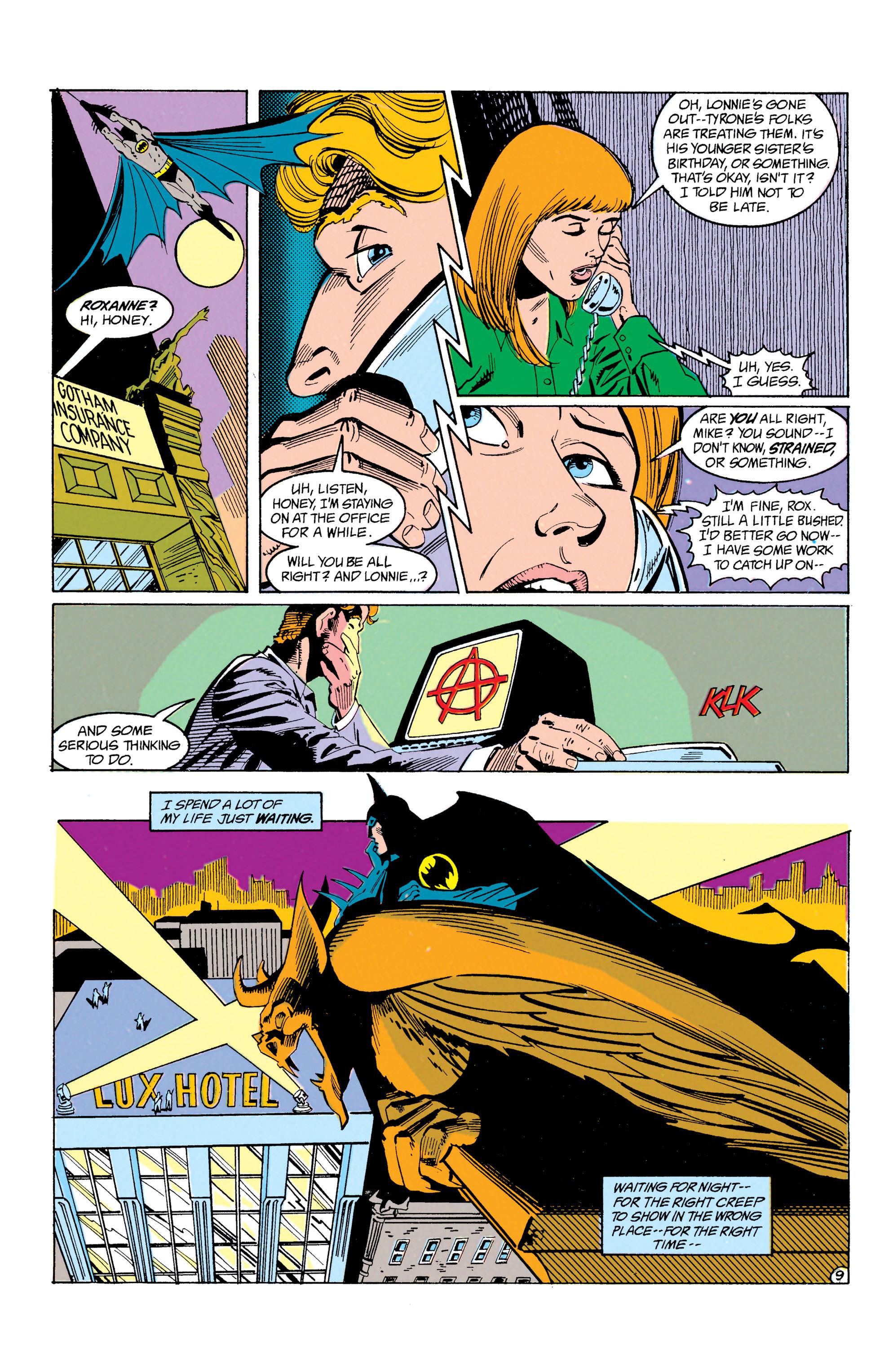 Detective Comics (1937) 609 Page 9