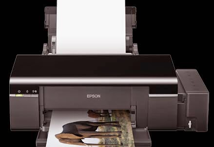 Printer epson L800 cannot print photo