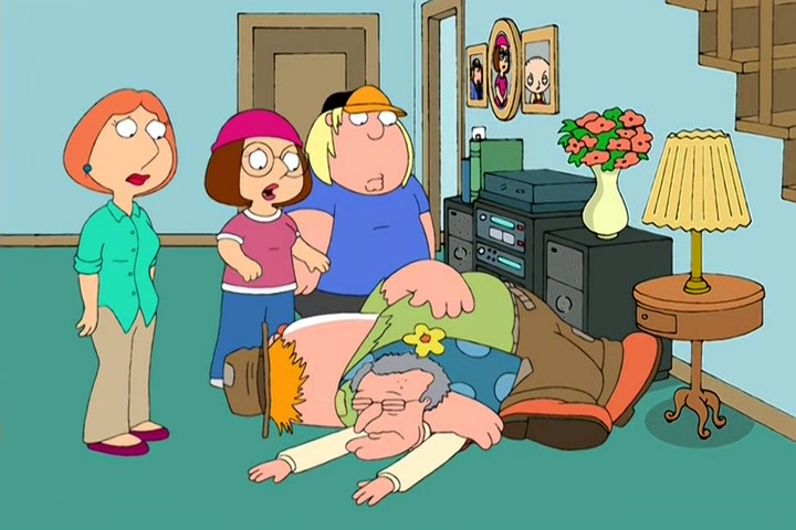 family guy season 5 episode 10 full episode