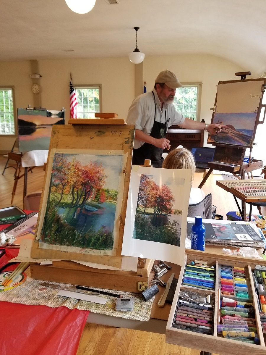 Northeastern Connecticut ART GUILD (NECTAG)