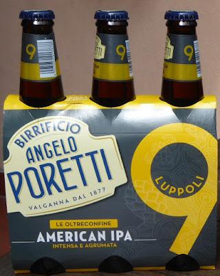 Birrifico Angelo Poretti IPA Beer
