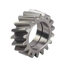 Types Of Gears - Helical Gears