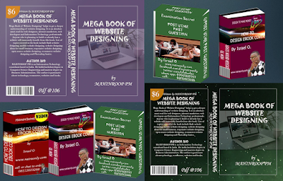 HOW TO DESIGN PROFESSIONAL eBOOK COVER WITH PHOTOSHOP IN LESS THAN 24 HOURS (PDF FORMAT)