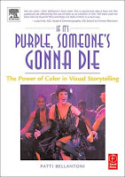 If It's Purple, Someone's Gonna Die by Patti Bellantoni, book cover image