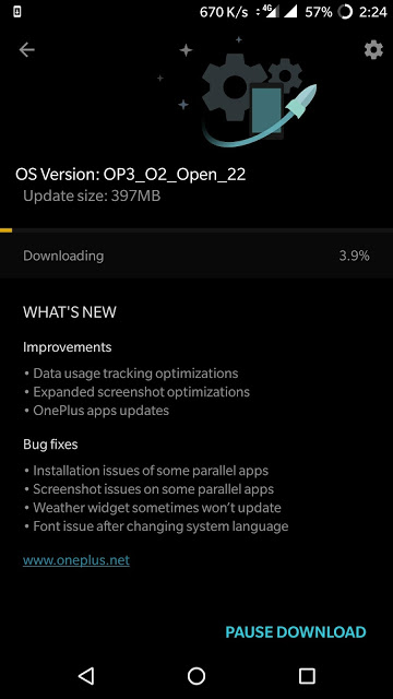 How to Install OxygenOS Open Beta 22/13 update on OnePlus 3/3T