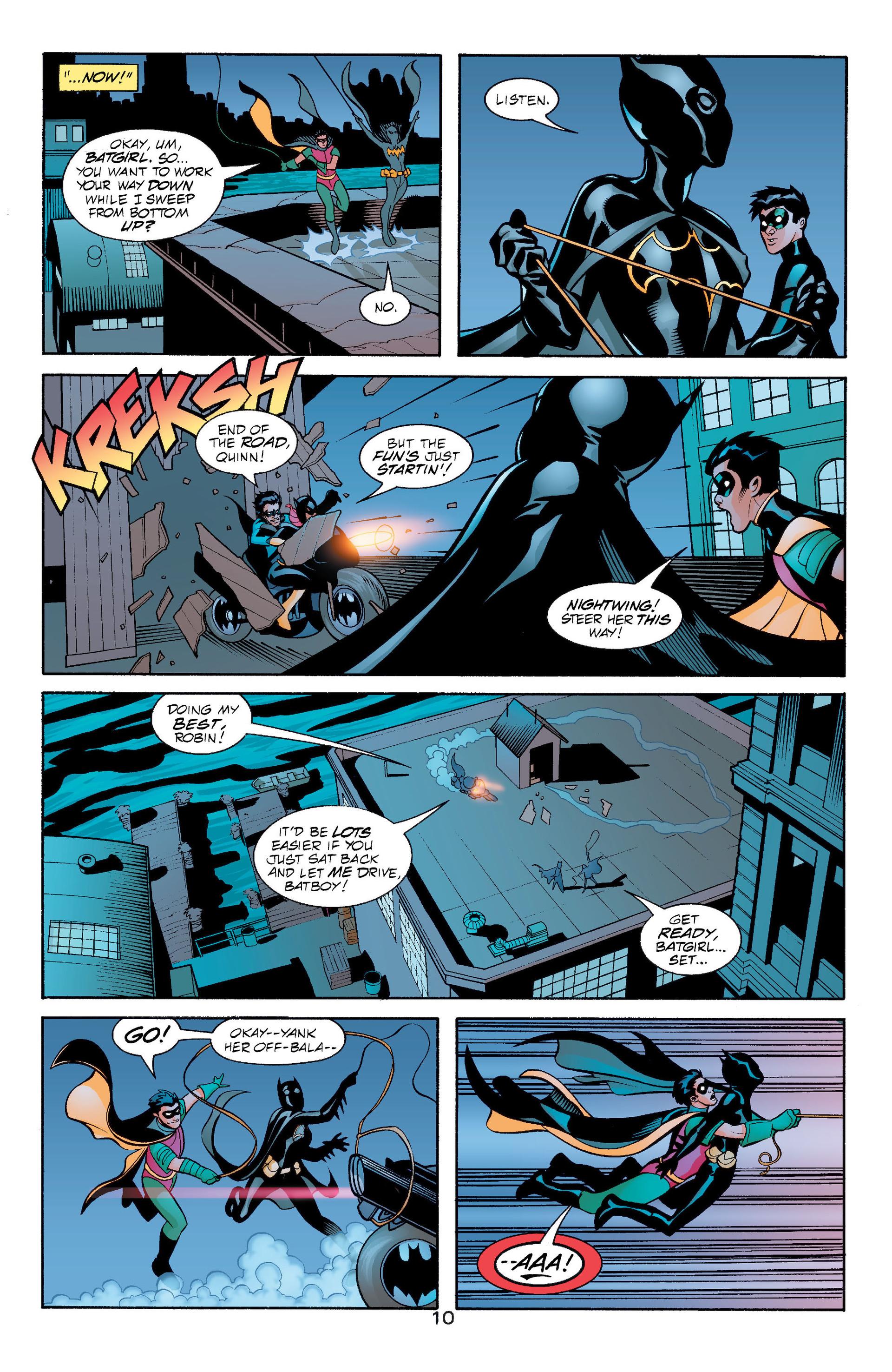 Harley Quinn (2000) Issue #11 #11 - English 11