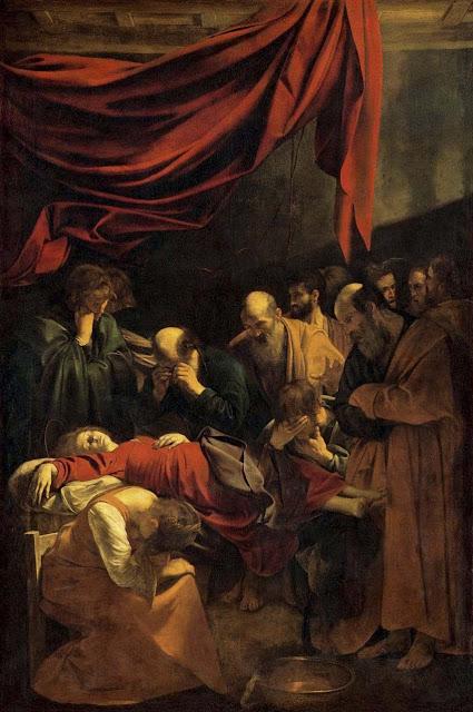Muerte de la Virgen – Caravaggio