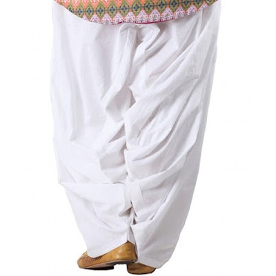 Women's Cotton Patiala Salwar