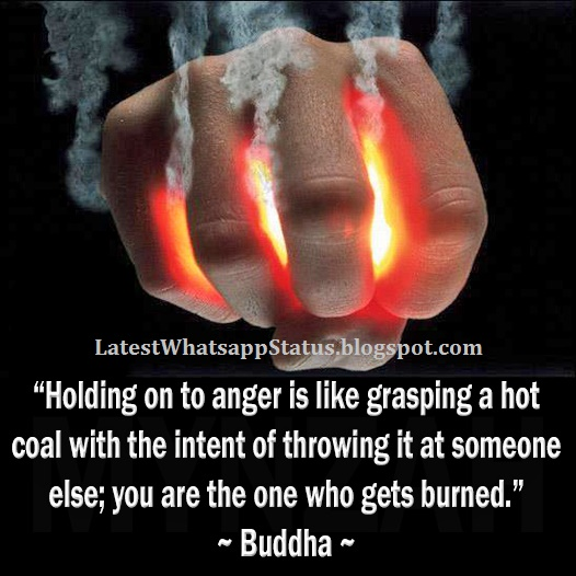 """anger is short madness Following are popular anger quotes and sayings if you're looking for the best quotes about anger - check out our collection  """"anger is a short madness."""
