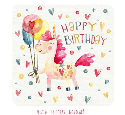 Aniversário, Mamãe Criativa, Mamãe Chef, Unicórnio, Unicorn party, ideias festa unicórnio, festa diy unicórnio, DIY, Faça Você Mesma, Festinhas, doces, dicas, Mamãe Sortuda, convite