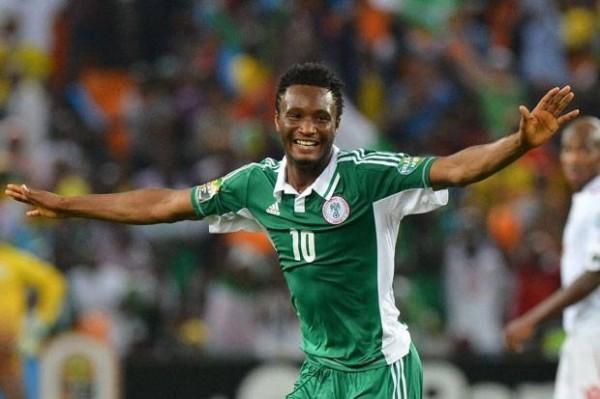 Mikel Obi New Super Eagles Captian