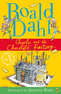 Things We Learn from Children's Books: Charlie and the Chocolate Factory by Roald Dahl