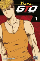 Young GTO, Manga, Critique Manga, Toru Fujisawa, Pika Édition,