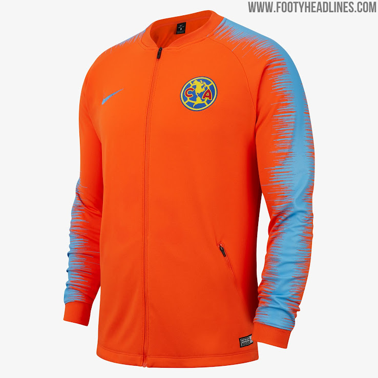 competitive price c1fc9 ae7f0 Nike Club America 2019 Third Kit Released - Footy Headlines