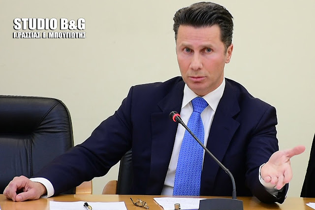 Την ολοκλήρωση των πολεοδομικών μελετών Ναυπλίου ζήτησε ο Χρήστος Γραμματικόπουλος και πρότεινε ειδική συνεδρίαση (βίντεο)