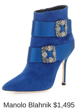 Sydney Fashion Hunter - These Boots Are Made For Walking - Manolo Blahnik