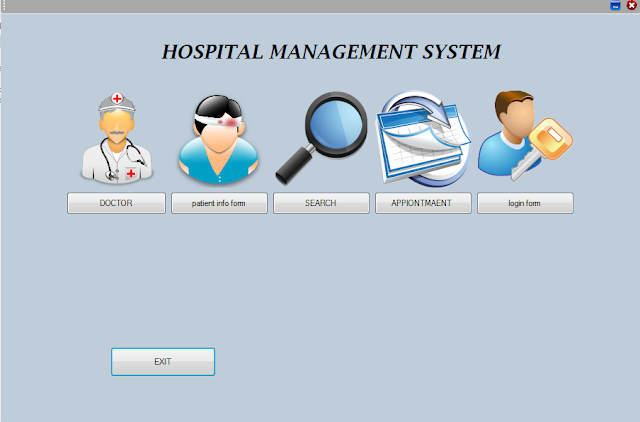 How to make hospital management system | Project