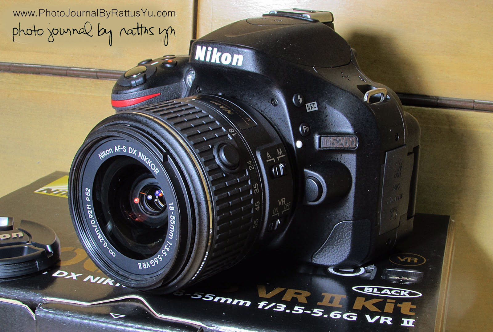 REVIEW: A 5-Part Review of the Nikon D5200 | Lens Shatter By