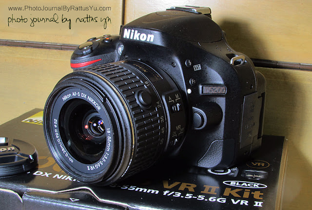 A detailed review of the Nikon D5200 + samples