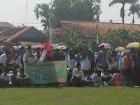 Ribuan Santri Ucapkan Ikrar di Ponpes Babakan Cirebon