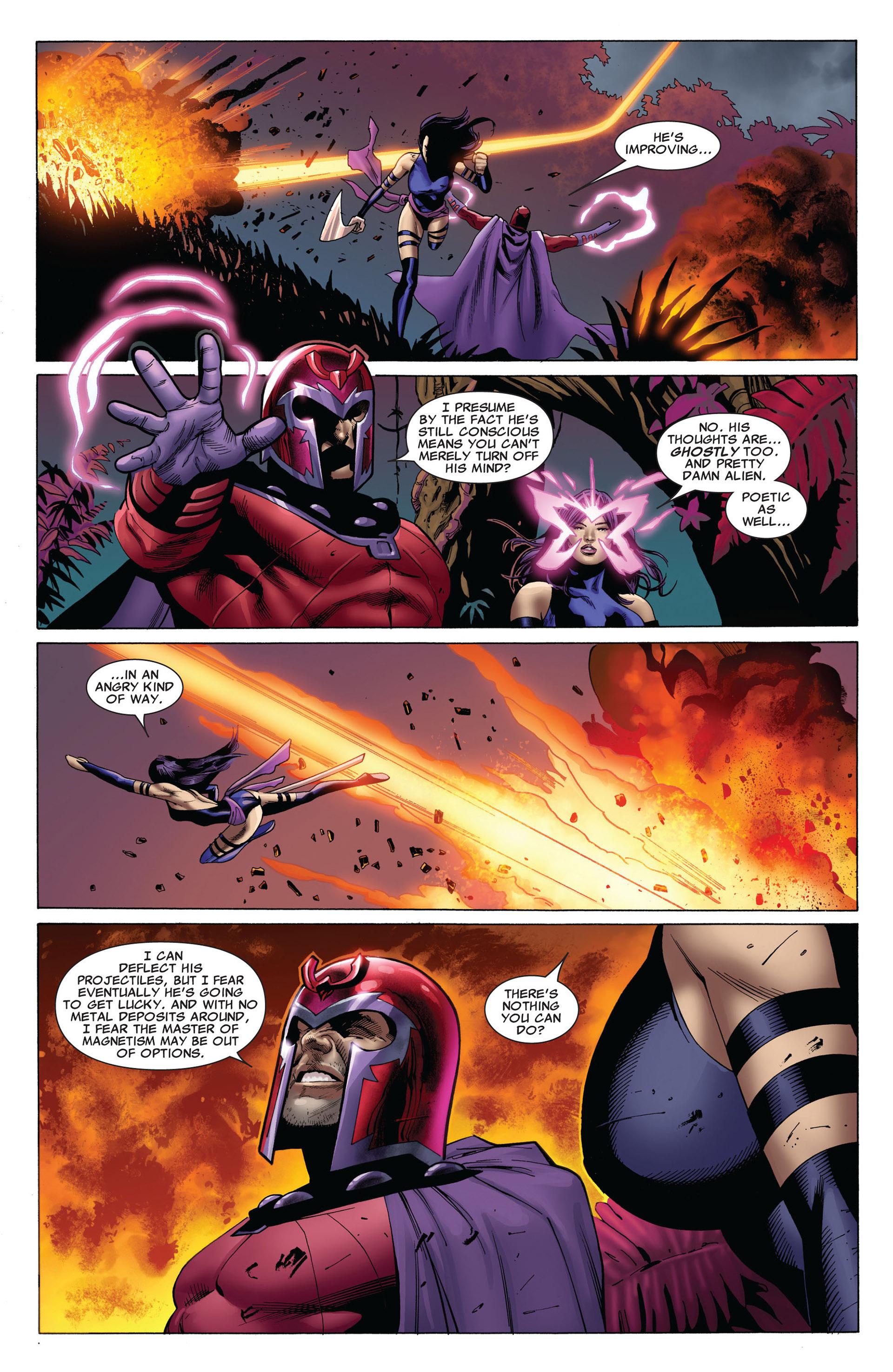 Read online Uncanny X-Men (2012) comic -  Issue #6 - 10