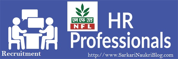 NFL HR Professionals Vacancy