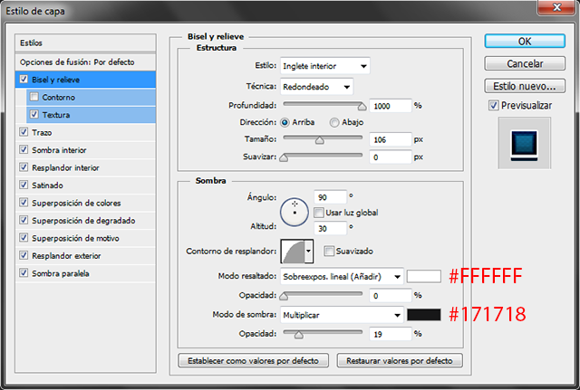 Tutorial de Photoshop Efecto de Texto Deportivo by Saltaalavista Blog 16
