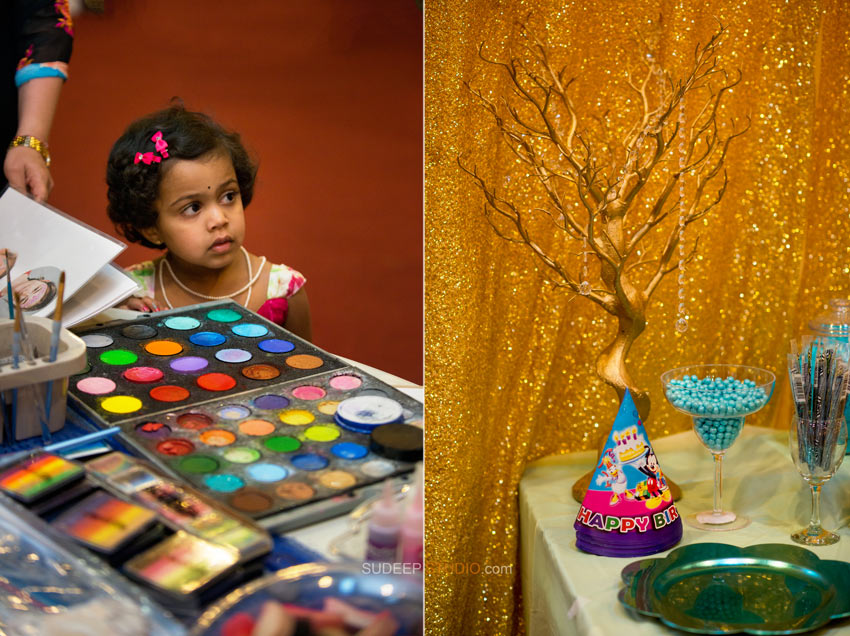1st (first) Birthday Party Photography Decor Ideas - Sudeep Studio Ann Arbor Photographer