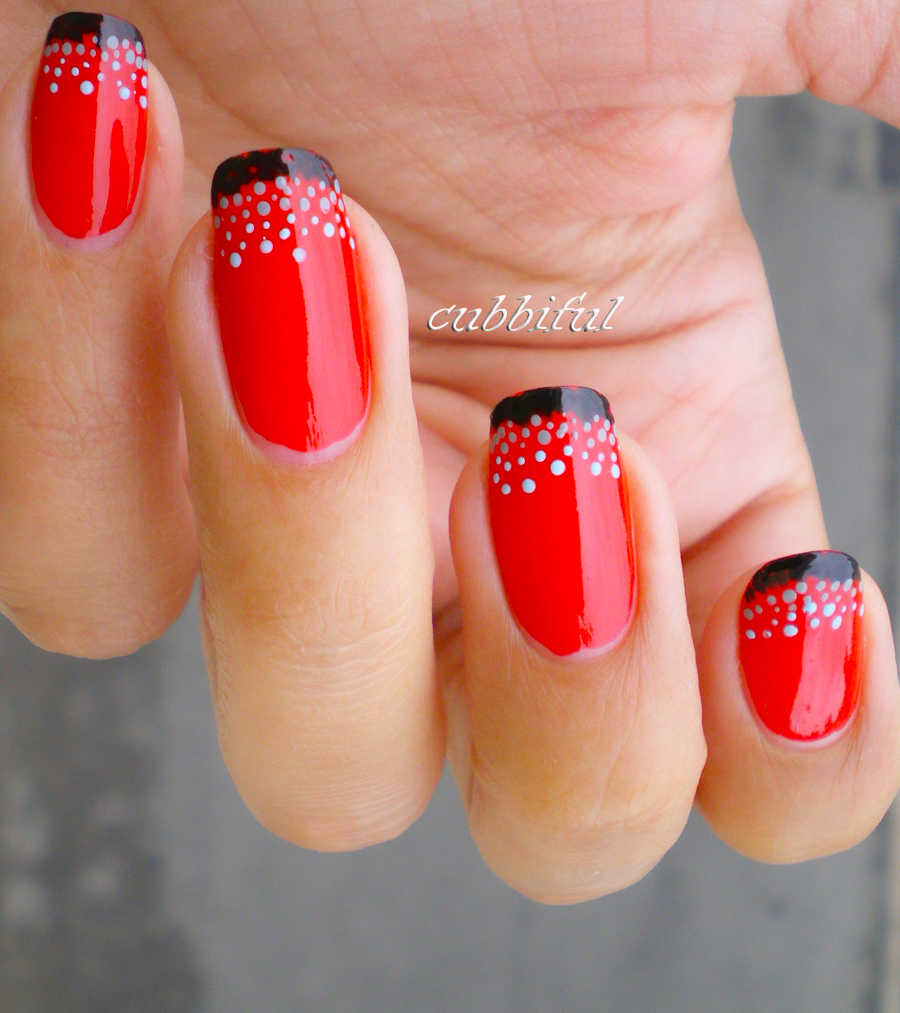 cubbiful: These Nails Are On Fiyahhhh!