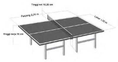 Tenis meja atau dikenal dengan istilah ping pong merupakan suatu cabang olahraga permaina Permainan Tenis Meja