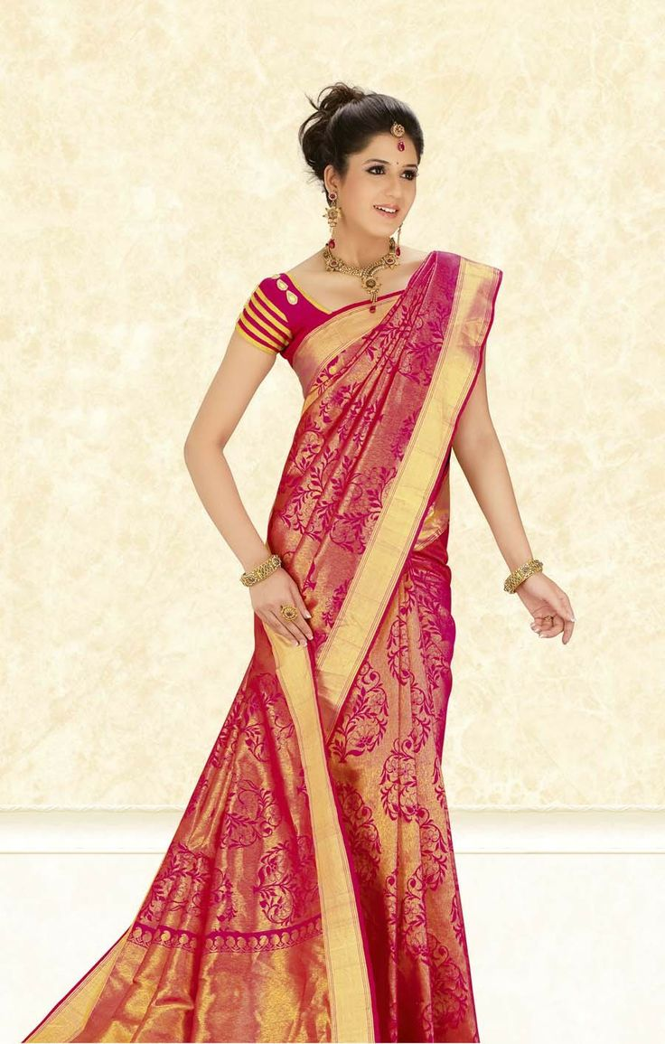 New Bridal Saree Designs 2015-2016