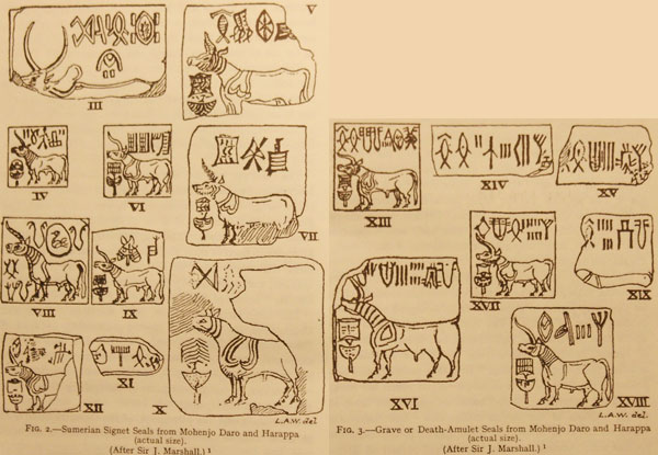 Anunnaki language revealed by Cambridge Academics - THE REAL SIGNS