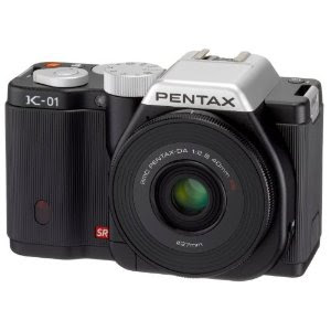 Pentax K-01 Compact System Camera