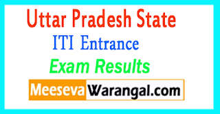 UP ITI Entrance Exam Result 2017 VPPUP Results Download