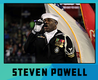 Steven Powell - #NASCAR #MENCS National Anthem