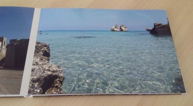 fotolibro delle vacanze