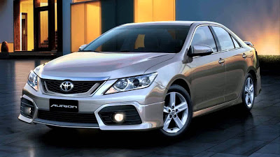 Toyota Aurion Reviews and Price