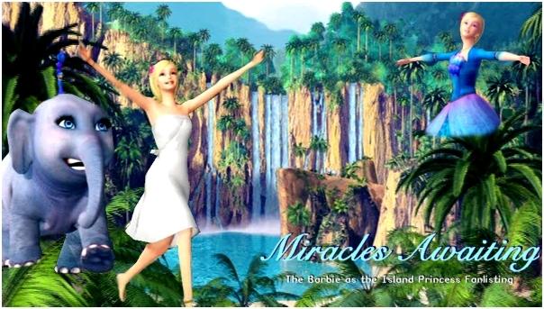 11. Barbie as The Island Princess (2007)